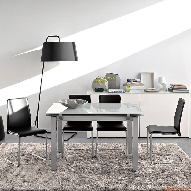 Calligaris airport table airport dining table - Calligaris balances ...